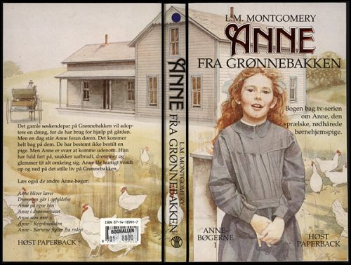 Anne of Green Gables - Danish
