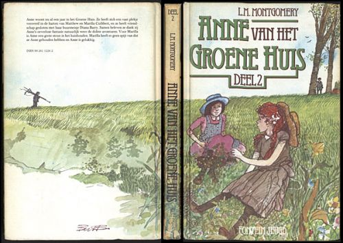 Anne of Green Gables - Dutch