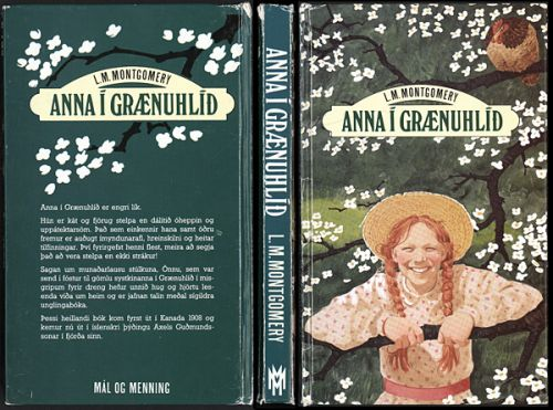 Anne of Green Gables - Icelandic