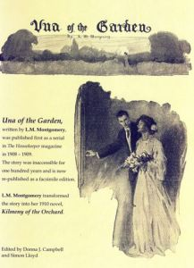 Una of the Garden, written by L.M. Montgomery