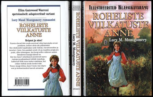 Anne of Green Gables - Estonian