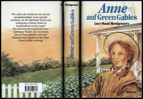 Anne of Green Gables - German