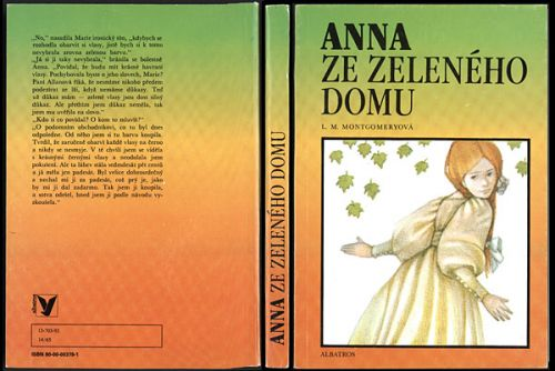 Anne of Green Gables - Slovak