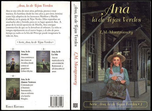 Anne of Green Gables - Spanish